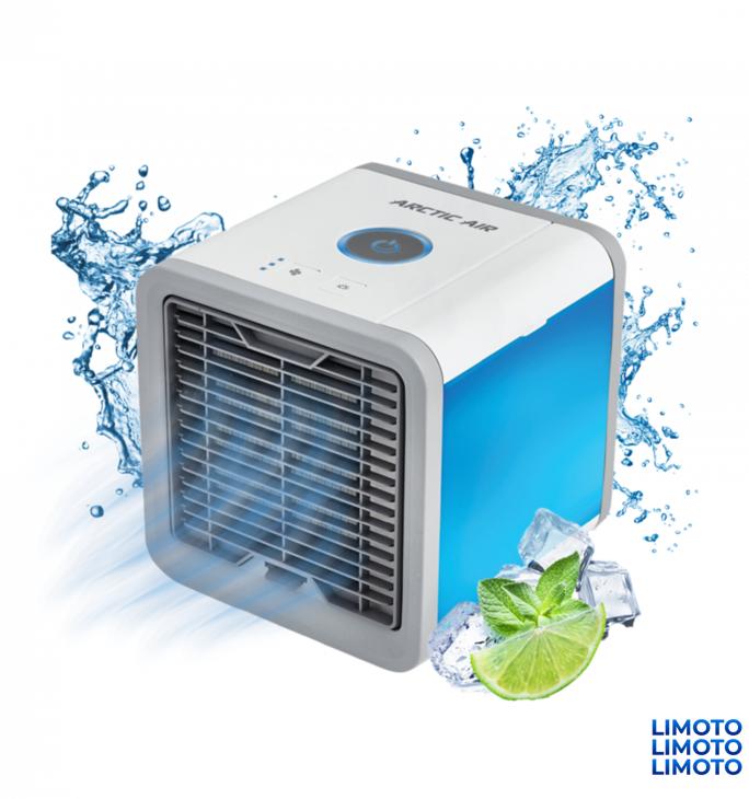 Портативный мини кондиционер Arctic Air Ultra 3 в 1 переносной компактный охладитель очиститель увлажнитель воздуха Купить в Интернет-Магазине Лимото