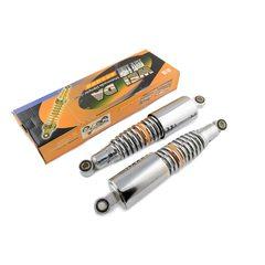 Амортизаторы (пара)   Delta   305mm, регулируемые, усиленые   (двойная пружина)   WEI DA