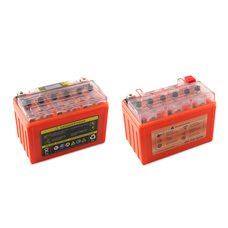 Купить АКБ   12V 9А   гелевый    (152x88x106, оранжевый, с индикатором заряда, вольтметром)   OUTDO в Интернет-Магазине LIMOTO
