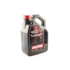 Купить Масло   автомобильное, 4л   (синтетика, 10W-40, 4100 Turbolight)   MOTUL   (#100355) в Интернет-Магазине LIMOTO
