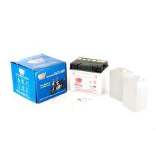 Купить АКБ   12V 30А   заливной    (187x130x170, белый, mod:Y60-N 30L-B)   (+электролит)   OUTDO в Интернет-Магазине LIMOTO
