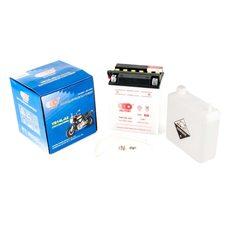 Купить АКБ   12V 14А   заливной    (134x89x166, белый, mod:YB 14L-A2)   (+электролит)   OUTDO в Интернет-Магазине LIMOTO
