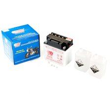 Купить АКБ   12V 19А   заливной   (176x101x176, белый)   (+электролит)   OUTDO в Интернет-Магазине LIMOTO