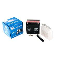 Купить АКБ   12V 4А   заливной   (119x60x128, черный, mod:UTX  5L-BS) (+электролит)   OUTDO в Интернет-Магазине LIMOTO
