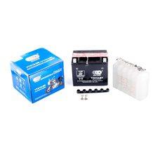 Купить АКБ   12V 12А   заливной   (150x87x130, черный, mod:UTX  12-BS)   (+электролит)   OUTDO в Интернет-Магазине LIMOTO