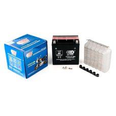 Купить АКБ   12V 12А   заливной   (150x87x145, черный, mod:UTX  14-BS)   (+электролит)   OUTDO в Интернет-Магазине LIMOTO