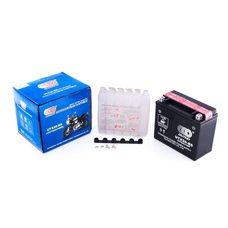 Купить АКБ   12V 18А   заливной    (175x87x155, черный, mod:UTX  20-BS)   (+электролит)   OUTDO в Интернет-Магазине LIMOTO
