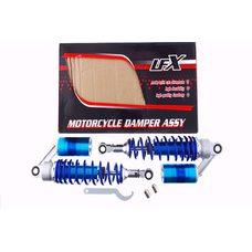 Купить Амортизаторы (пара)   Delta   330mm, газомасляные   (синие)   KOMATCU   (mod.A) в Интернет-Магазине LIMOTO