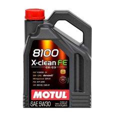 Купить Масло   автомобильное, 4л   (синтетика, 5W-30, 8100 X-CLEAN FE)   MOTUL   (#104776) в Интернет-Магазине LIMOTO