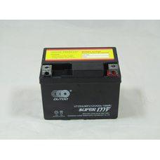 Купить АКБ   12V 5А   гелевый   (черный)   MF (UTZ5S, 115x86x70)   DELTA 110/125   (Japan Tech)   ZV в Интернет-Магазине LIMOTO