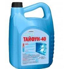 Купить Охлаждающая жидкость   -40C, 5л   ПЭ кан (тосол, ТАЙФУН)   МФК   (#GRS) в Интернет-Магазине LIMOTO