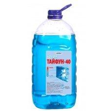 Купить Охлаждающая жидкость   -40C, 1л   ПЭТ кан (тосол, ТАЙФУН)   МФК   (#GRS) в Интернет-Магазине LIMOTO