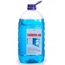 Купить Охлаждающая жидкость   -40C, 5л   ПЭТ кан (тосол, ТАЙФУН)   МФК   (#GRS) в Интернет-Магазине LIMOTO