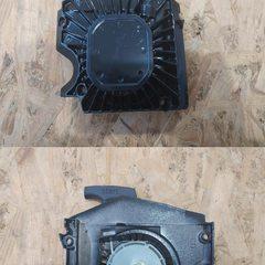 Стартер (в сборе) б/п   для Goodluck GL5800   (металлический, 4 зацепа)   (Беларусмаш 6700)   SVET