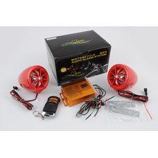 Купить Аудиосистема   (2.5, красные, сигнализация, FM/МР3 плеер, ПДУ)   CZMP3004-3 в Интернет-Магазине LIMOTO