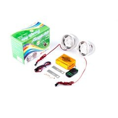 Аудиосистема   (3, с диодами, сигнализация, FM/МР3 плеер, ПДУ, разъем ППДУ 3K)   mod:GSG-07