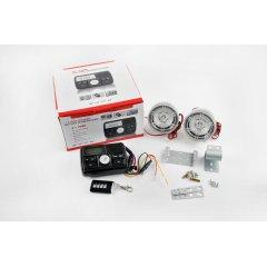 Аудиосистема 2.0   mod:978   (3, с диодами, сигнализация, МР3/FM/USB/SD, ПДУ, ЖК дисплей)