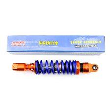 Купить Амортизатор   GY6, DIO, LEAD   290mm, тюнинговый   (оранжево-синий)   NDT в Интернет-Магазине LIMOTO