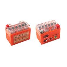 Купить АКБ   12V 4А   гелевый   (112x68x85, оранжевый, mod:YTX4L-BS)   OUTDO в Интернет-Магазине LIMOTO