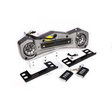 Купить Аудиосистема   траверсная   (2, 2*5W черные, сигнализация, МР3/USB/SD)   mod:MT482   NEO в Интернет-Магазине LIMOTO