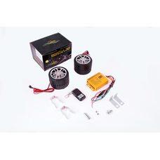Купить Аудиосистема   (2.5, черные, сигнализация, FM/МР3 плеер, ПДУ)   CZMP3005-4 в Интернет-Магазине LIMOTO