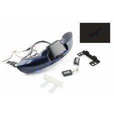 Купить Аудиосистема   траверсная   (2, 2*5W синие,сигнализация, МР3/USB/SD, водонепрониц.)   mod:MT610   NEO в Интернет-Магазине LIMOTO