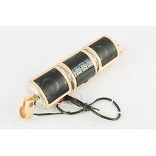 Купить Аудиосистема   на руль   (2, 2*5W желтые, сигнализация, МР3/USB/SD)   mod:MT487   NEO в Интернет-Магазине LIMOTO