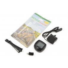 Купить Велокомпьютер проводной без подсветки, водонепроницаемый, 15 программ   (mod:YS-268А)   (серый)   YS в Интернет-Магазине LIMOTO