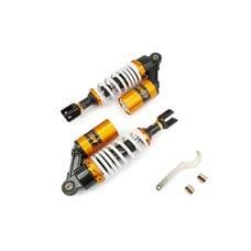 Купить Амортизаторы (пара)   универсальные   270mm, газомасляные   (белые)   NET в Интернет-Магазине LIMOTO