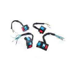 Купить Блоки кнопок руля (пара)   Navigator QT50-B   (черные)   XVP в Интернет-Магазине LIMOTO