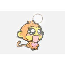 Купить Брелок резиновый   MONKEY в Интернет-Магазине LIMOTO