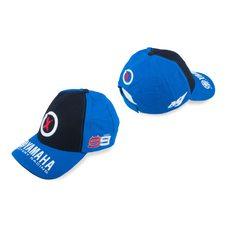 Купить Бейсболка   YMH AND 99X JORGE LORENZO   (черно-синяя) в Интернет-Магазине LIMOTO