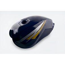 Купить Бак топливный   Zongshen, Lifan, Minsk 125/150   (черный)   EVO в Интернет-Магазине LIMOTO