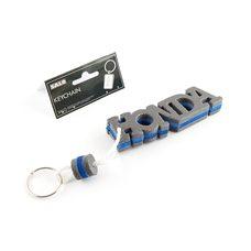 Купить Брелок каучук   (серо-синий)   HONDA   AS в Интернет-Магазине LIMOTO