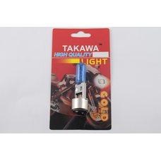 Лампа BA20D (2 уса)   12V 18W/18W   (супер белая)   (блистер)   TAKAWA   (mod:A) Купить в Интернет-Магазине LIMOTO