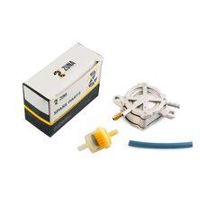 Купить Бензонасос вакуумный   Honda DIO   (+топливный фильтр)   ZUNA в Интернет-Магазине LIMOTO