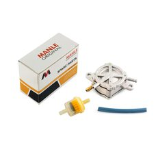 Купить Бензонасос вакуумный   Honda DIO   (+топливный фильтр)   MANLE в Интернет-Магазине LIMOTO