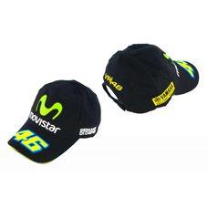 Бейсболка   MOVISTAR   (черная) Купить в Интернет-Магазине Лимото
