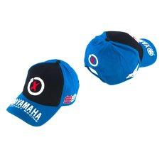 Купить Бейсболка   YAMAHA   (черно-синяя) в Интернет-Магазине LIMOTO