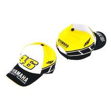 Купить Бейсболка   YAMAHA   (черно-бело-желтая) в Интернет-Магазине LIMOTO
