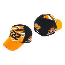 Бейсболка   KTM   222   (оранжевая) Купить в Интернет-Магазине LIMOTO