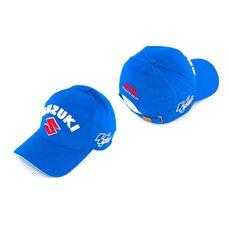 Купить Бейсболка   SUZUKI   (синяя) в Интернет-Магазине LIMOTO