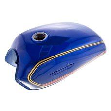 Купить Бак топливный   Alpha   (синий)   KOMATCU   (mod.A) в Интернет-Магазине LIMOTO