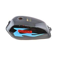 Купить Бак топливный   Alpha   (черный)   KOMATCU   (mod.A) в Интернет-Магазине LIMOTO
