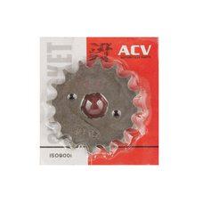 Купить Звезда трансмиссии (передняя)   Zongshen ZS250-5   428-16T   (сталь 20)   ACV в Интернет-Магазине LIMOTO