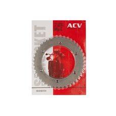 Купить Звезда трансмиссии (задняя)   ВОСХОД   428-43T   (сталь 20)   ACV в Интернет-Магазине LIMOTO