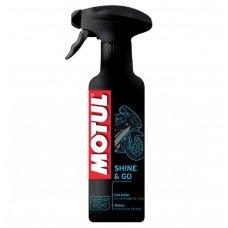 Купить Средство для востановления лаков и красок 400мл   (SHINE  GO)   MOTUL   (#103000) в Интернет-Магазине LIMOTO