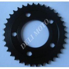 Купить Звезда трансмиссии (задняя)   SPIKE   428-36T   (PCD=5*95mm, HUB=64mm, Pilot Hole dia=10,5mm)   (GOOD)   ST в Интернет-Магазине LIMOTO
