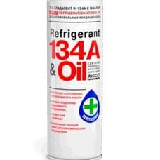 Купить Газ- хладагент с маслом для автокондиционеров  500мл   (R-134a, XADO REFRIGERANT)   (60102)   ХАДО в Интернет-Магазине LIMOTO