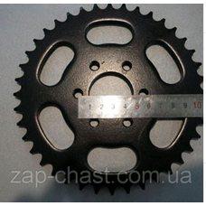 Купить Звезда трансмиссии (задняя)   ATV, Pitbike   428-40T   (6 болтов)   VV в Интернет-Магазине LIMOTO